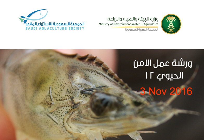 12th  Workshop of Biosecurity Applications in Aquaculture