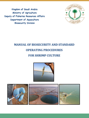 Manual of Biosecurity and SOP for Shrimp
